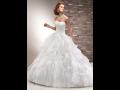 luxusní svatební šaty Maggie Sottero