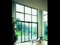 Výroba prodej hliníkových interiérových exteriérových dveří Praha západ