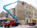 Pronájem montážní plošiny Ostrava