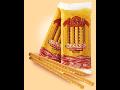 Trvanlivé tyčinky Grissini - chutné grahamové tyčinky
