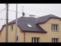 Nová střecha na klíč, rekonstrukce, izolace střechy Ostrava
