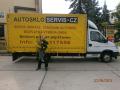 Čelní autoskla bez placení z pojistné události Praha
