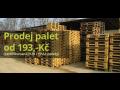 Přepravní obaly, dřevěné obaly, palety, bedny