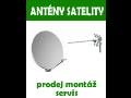 Antény a satelity - prodej a servis Uherské Hradiště