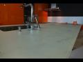 Skleněné pracovní desky, stolové desky, barové pulty Praha