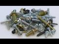 Schrauben in Kunststoff, Verkauf Verbindungsmaterial Brünn, die Tschechische Republik