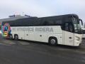 Autobus na zájezd do zahraničí Ostrava
