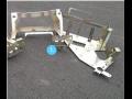 Schlossereiproduktion, Roboterschweißen, Pardubitz, die Tschechische Republik