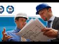 Pron�jem le�en�, stavebn� mechanizace, stavebn� pr�ce, Chomutov
