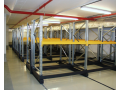 Rack, storage systems, platforms, equipment Zlin, Uhersky Brod, the Czech Republic