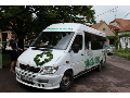Autobusov� a mikrobusov� doprava, osobn� p�eprava po Evrop� Brno venkov