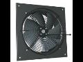 průmyslový ventilátor Brno