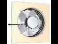 Průmyslové nástěnné ventilátory