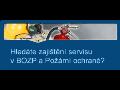 Školení v BOZP a PO, požární ochrana, bezpečnost práce Prostějov