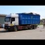 Kontejnerov� doprava, p�istaven�, odvoz kontejner�, odpad� Prost�jov