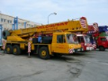 práce s autojeřáby Brno