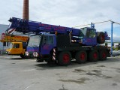 Autojeřáby a plošiny Brno