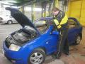 Oprava prasklého autoskla za 100 Kč v letní akci, Praha 10