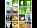 PLASTOVÉ NÁDOBÍ jednorázové ekologické bioplasty pytle sáčky