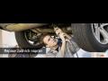 Oprava zadní nápravy francouzské auta – Vysočina