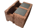 Materiál pro hrubou stavbu domu, dřevocementové tvárnice Durisol, Přerov