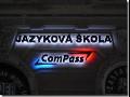 Výroba, servis světelná neonová reklama, orientační systémy Olomouc
