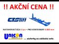 Limitovaná akční cena nosiče kontejneru CTS Lift pro letní sezonu 2014
