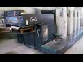 Tiskový stroj MAN ROLAND 504 LV