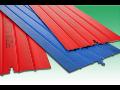 PVC plastov� kryc� desky, zast�e�en� baz�n� Zl�n