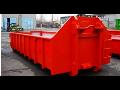 Levná kontejnerová doprava odpadů Olomouc