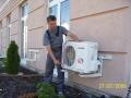 Vzduchotechnika, klimatiza�n� jednotky, klimatizace pro rodinn� domy