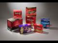 Výroba obaly, krabičky, technologie Prindor