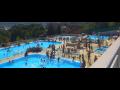 Letní koupaliště pro veřejnost Panorama, Zelené-venkovní bazény