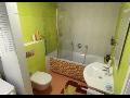 Koupelnové studio, koupelna na klíč, realizace koupelen Olomouc