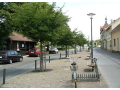 Dodávka městského mobiliáře, arboristika Zlín, Brno