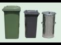 P�istavov�n� velkokapacitn�ch kontejner� 3-22m3 pro odpady