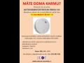 Autonomní detektor úniku oxidu uhelnatého, detektor úniku plynu Praha 4