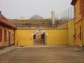 Expozice Pam�tn�k Terez�n - Mal� pevnost, v�znice pra�sk�ho gestapa
