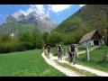 Slovinsko na kole, cyklistika Julsk� Alpy