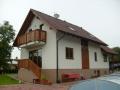 Výstavba nízkoenergetických montovaných dřevostaveb RD, Zlín