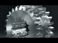 Výroba ozubených převodů, kol pro převodovky a hřídelí