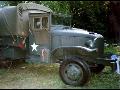 Výroba autoplachet na vojenské, historické automobily, vozidla, veterány
