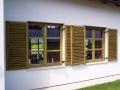 Dřevěná okna, eurookna, zakázková výroba, Humpolec