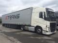Mezinárodní, vnitrostátní, nákladní kamionová doprava, profesionální ...