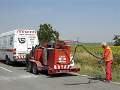Zal�v�n� trhlin, trhliny na komunikac�ch, opravy a �dr�ba asfaltov�ch povrch�  B�eclav