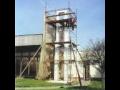 Strahlen, Anstriche und Metallisierung von Kohlenstoffstählen Brünn Modrice, Tschechien