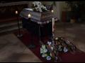 Pohřeb bez obřadu, převoz zesnulého Příbram