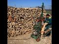 dřevo na topení jižní Morava