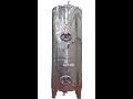 Výroba vinařských technologií - nerezové nádrže, tanky, vinifikátory Hodonín