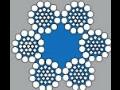 Ocelové lano SEAL